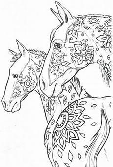 pferde ausmalbilder erwachsene pin by wanda twellman on coloring horses coloring
