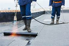 dachdecken mit dachpappe modified bitumen commercial flat roof pros and cons cox
