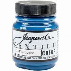 jacquard textile color fabric paint 2 25oz turquoise walmart com