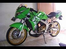 R Modif Jari Jari by Modifikasi Motor Kawasaki R Modif Velg Jari