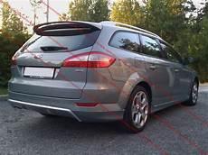 Ford Mondeo Mk4 Estate Spoiler Ebay