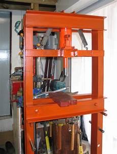 Fabrication De Ma Presse Hydraulique
