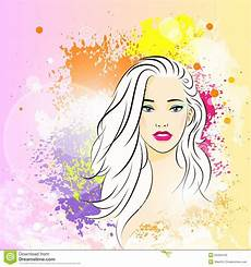 beautiful illustrative beautiful colorful ink paint splash stock