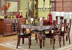 rooms to go kitchen furniture calistoga raisin 7 pc rectangle dining room furniture