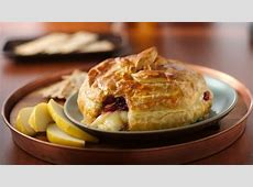 Brie or Camembert in Puff Pastry image
