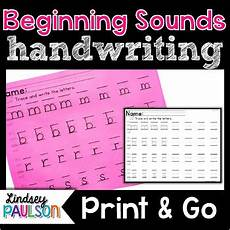 handwriting worksheets by paulson teachers pay teachers
