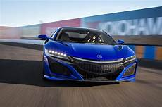 2017 acura nsx reviews and rating motor trend