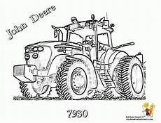 ausmalbilder traktor new tractor coloring pages