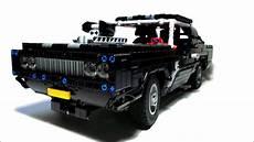 Lego Technic Motorized Car
