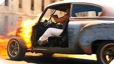 fast and furious 8 fast and furious 8 dom prend feu pendant la course extrait vf vin diesel 2017