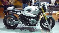 2016 bmw r ninet special edition h brushed aluminium