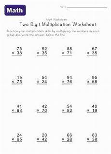 3rd grade math worksheets 2 digit multiplication 4869 1000 images about 5th grade math on multiplication worksheets division and