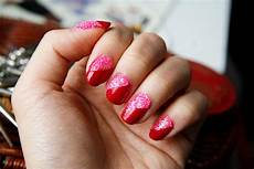 fun size beauty valentine s day nail art 1 glitter for