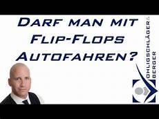 autofahren mit flip flops thumbnail for darf ich mit flip flops