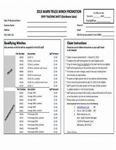 spiff full form fillable online spiff tracking sheet distributor sales