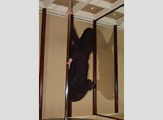 Saudi Arabia: Pole dancer Lucy Misch sparks outrage in
