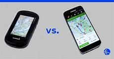 fahrrad navigation smartphone oder gps ger 228 t besser