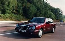 Future Classic Friday Mercedes E Class W210