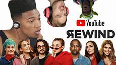 uc8fd etika reacts to youtuberewind 2018 the real