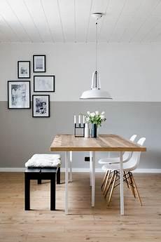 Wandgestaltung Küche Ideen - esszimmer update zu hause esszimmer wohnung streichen