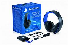 gutes headset für ps4 sony playstation stereo wireless headset 2 0 ps4 ps3 ps