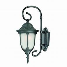 acclaim lighting suffolk collection 1 light matte black outdoor wall light fixture 5064bk