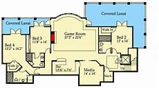 mountainside house plans luxurious mountain home plan 24107bg architectural