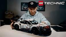 stav 237 m lego technic 42096 porsche 911 rsr speed build