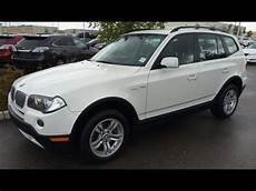 Pre Owned White On Black 2007 Bmw X3 Awd 4dr 3 0i Review