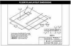flush car lift concrete instructions bendpak
