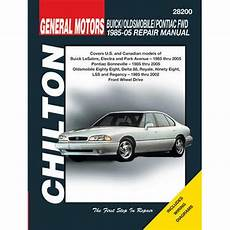 free online car repair manuals download 2000 oldsmobile intrigue user handbook chilton repair manual gm bonneville eighty eight lesabre 1985 05 northern auto parts