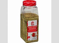 the pepper garlic grind image