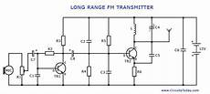 Fm Transmitter Circuit Diagram Schematic by How To Make A Range Fm Transmitter At Low Cost