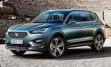 Seat Tarraco 2018 Motor Ausstattung Autozeitung De