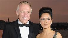 Salma Hayek Husband Salma Hayek S Husband Pledges Millions To Rebuild Notre