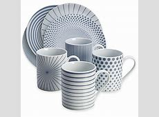 Mikasa® Cheers Dinnerware Collection in Blue   Bed Bath