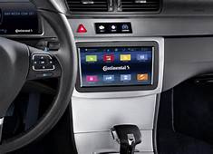 Continental Infotainment Platform Offer 360 Degree