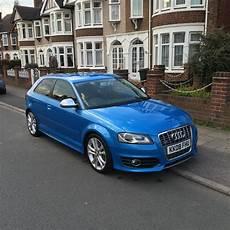 Audi S3 8p Kingfisher Blue Facelift Model Audi Sport Net