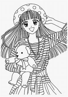 anime blue mermaid coloring pages that are freean