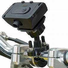 powered motorcycle handlebar mount for tomtom rider pro