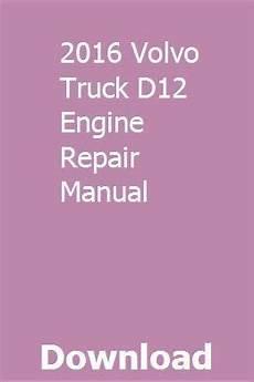 car service manuals pdf 2001 chevrolet silverado engine control 2016 volvo truck d12 engine repair manual chevy silverado 2500 chevy silverado repair manuals