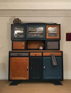 meuble cuisine vintage occasion buffet mado alphonse relooking de meubles vintage nantes