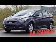 Hyundai Change by 2010 2016 Hyundai Elantra Change How To Tutorial