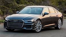 2019 audi a6 luxury sports sedan youtube