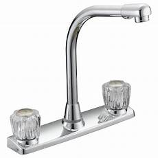 high rise kitchen faucet ez flo traditional collection 2 handle high rise kitchen faucet in chrome 10178lf the home depot