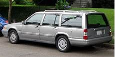 1992 Volvo 960 Kombi 965 Pictures Information And
