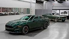 the 2019 ford mustang bullitt comes fully loaded with