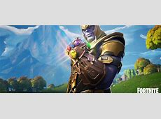 Download Thanos In Fortnite Battle Royale 1280x1024