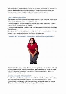 Fuite Urinaire Et Incontinence Urinaire