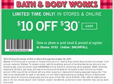 bath and body works discount code 2020